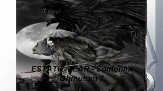 ESTATIC FEAR - Somnium Obmutum 7