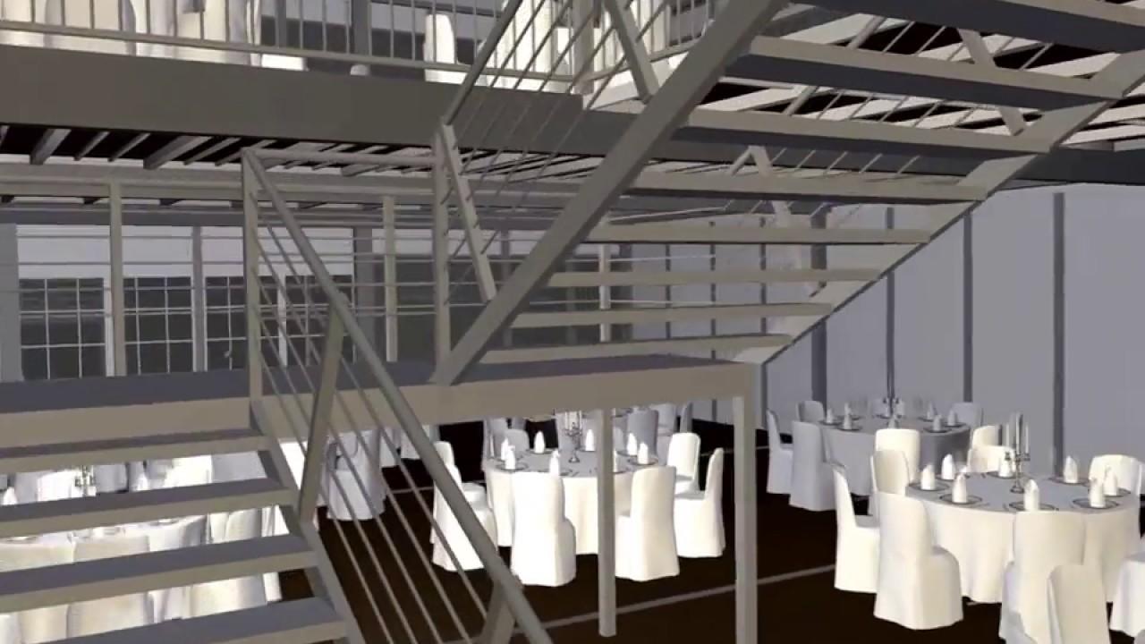 3d zeltplanung schnell einfach easyraumpro 3d zeichenprogramm zur 3d visualisierung. Black Bedroom Furniture Sets. Home Design Ideas