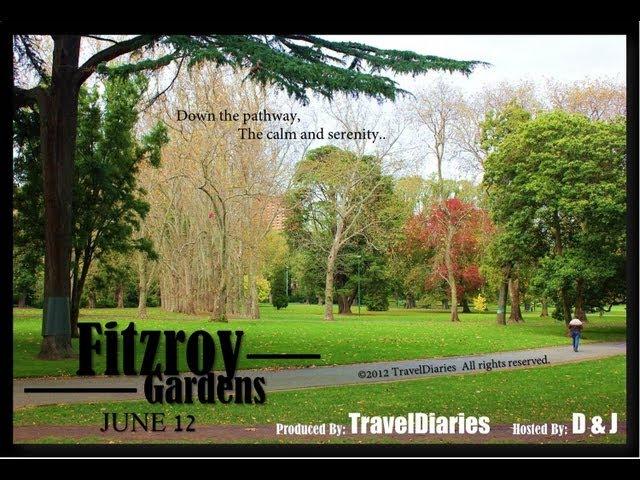 Fitzroy Gardens - More than Just Trees! (Melbourne, Australia)