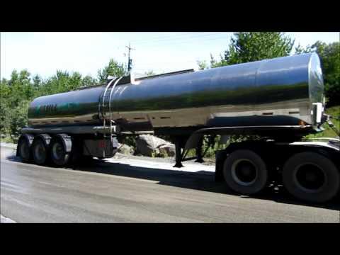 Mack Water Tanker