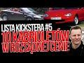 10 kabrioletów w rozs?dnej cenie - Lista Kickstera #5