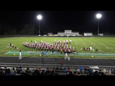 Superheroes - City High Little Hawk Marching Band, Iowa City High School