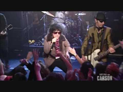 Foxboro Hot Tubs - Stop Drop and Roll/Mother Mary on Last Call With Carson Daly (12/6/09)
