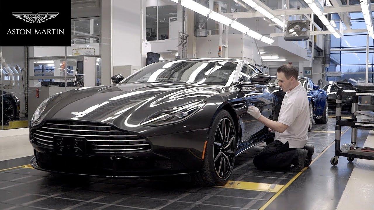 Aston Martin DB Production In Gaydon YouTube - Aston martin under 50k