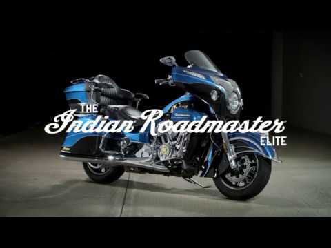 INTRODUCING THE ROADMASTER® ELITE - Indian Motorcycle