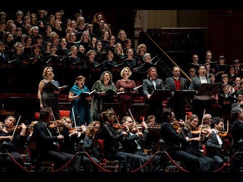 MAHLER | Symphony no. 8 | Netherlands Philharmonic Orchestra | Marc Albrecht | Concertgebouw