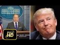 [Trump News]Trump Regrets Hiring Sean Spicer?