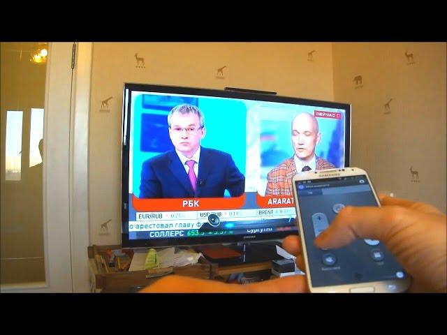 Скачать программы пульт телевизора телефон