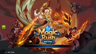 Magic Rush:Heroes/Кого качать в начале что бы не ошибиться (маги,сапорты,пушки)