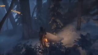 Rise Of The Tomb Raider Gameplay *No Mic* (PS4) #RoadTo150