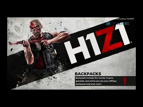 H1Z1 Closed Beta Lameplay