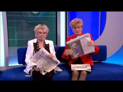 Angela Rippon 14 Oct 16