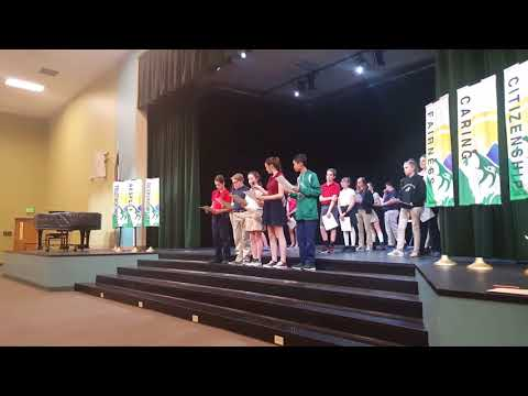 Twin Peaks Charter Academy - The Middle School Award Ceremony 2018