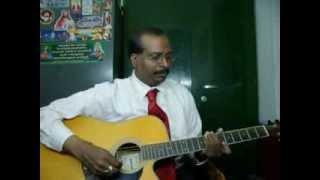 Ottagatha kattiko guitar instrumental by Rajkumar Joseph.M