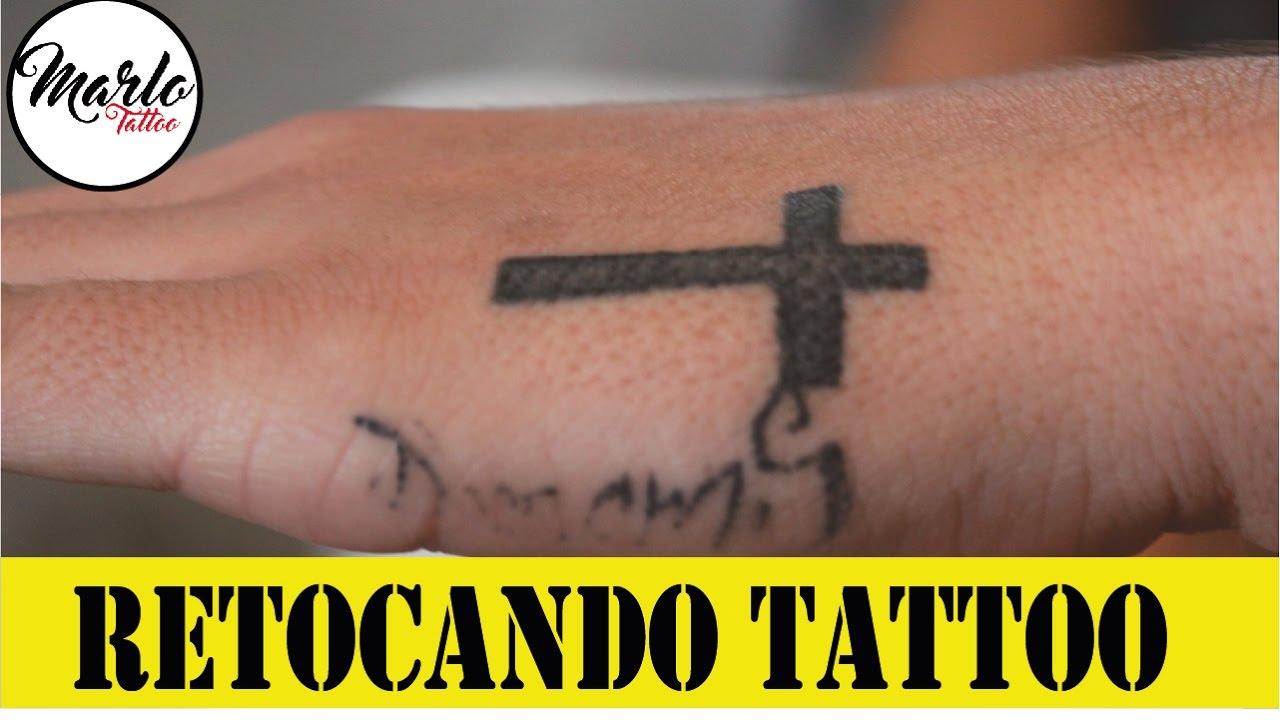 Retoque Tattoo Retouch Tattoo Youtube
