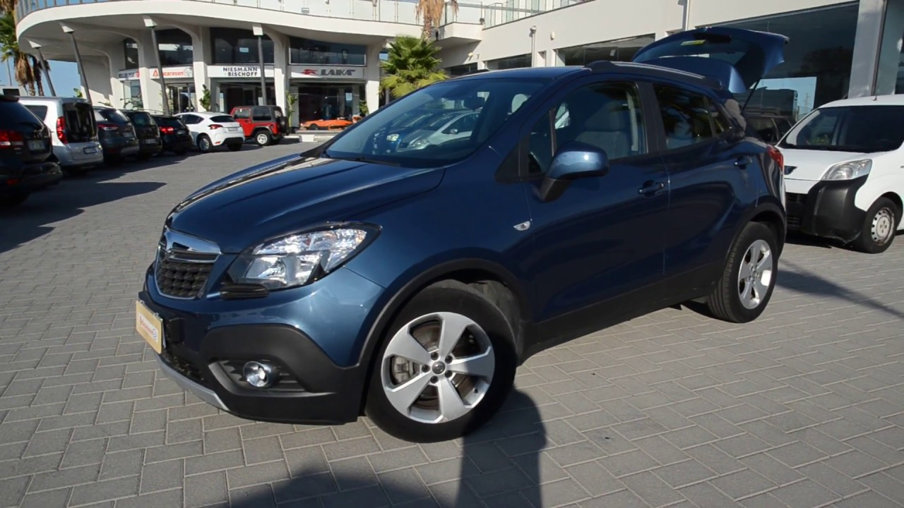 opel mokka 1 4 turbo gpl tech 140cv 4x2 cosmo youtube. Black Bedroom Furniture Sets. Home Design Ideas