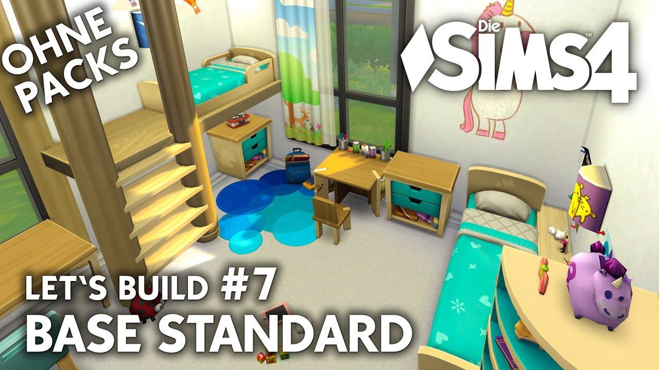 Die Sims 4 Haus Bauen Ohne Packs Base Standard 7 Let S Build