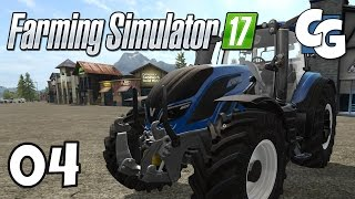 Farming Simulator 17 - Ep. 4 - Tractor Shopping! - FS17 Gameplay