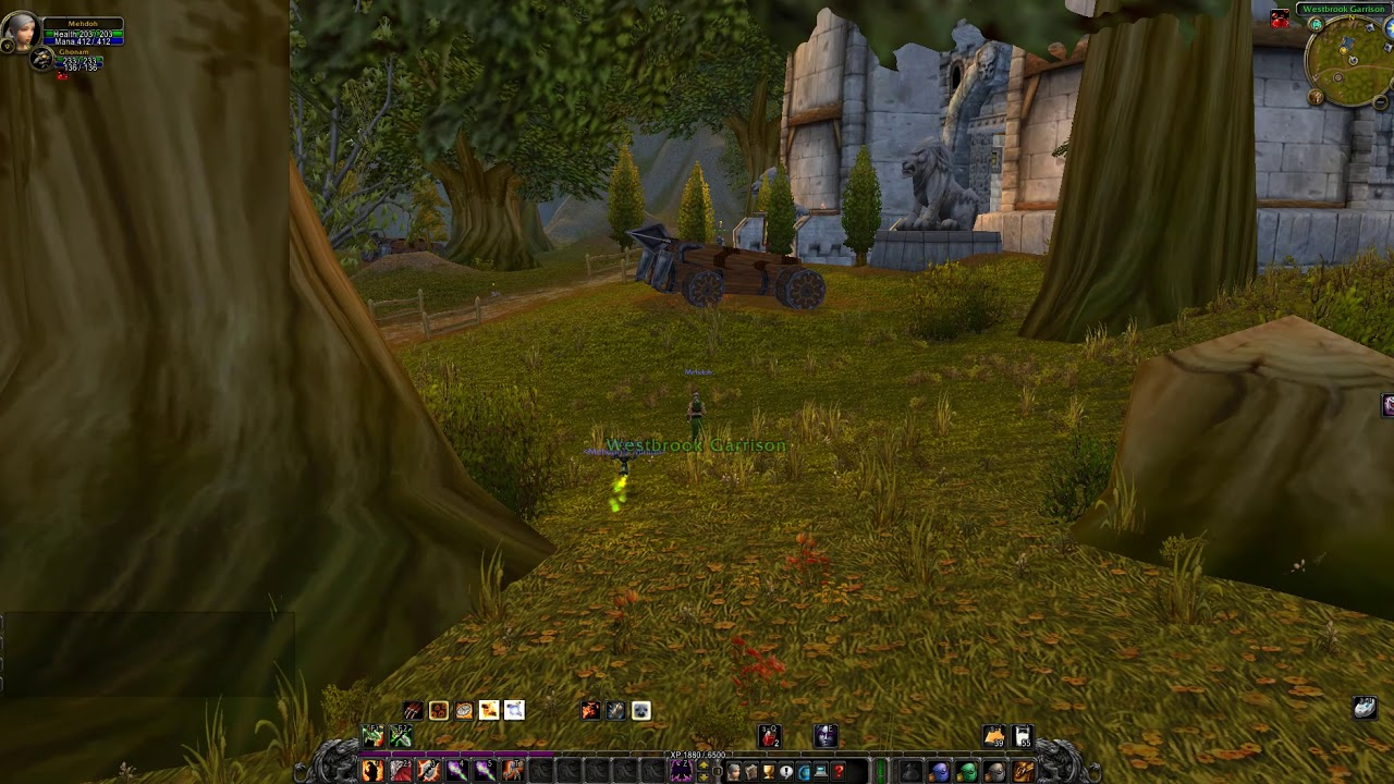 Westbrook Garrison Needs Help Wow Classic Quest