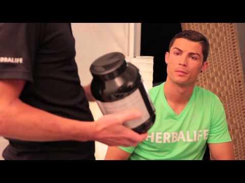 Cristiano Ronaldo e Herbalife