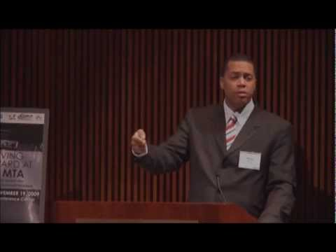 Ryan Mack Speaks to Small Business Owners in New York City