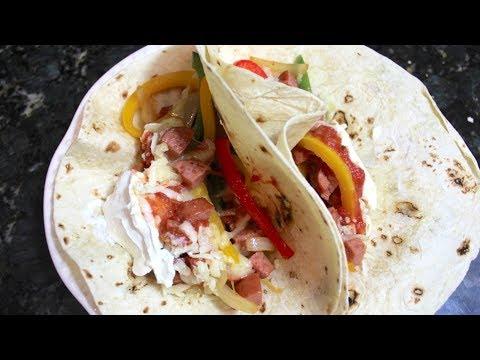 Smoked Sausage Fajitas Recipe: Smoked Sausage Recipes For Dinner