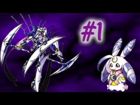 Digimon World Dusk Walkthrough Part 1 - Getting my Digimon