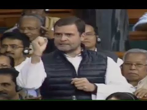 FULL SPEECH : Rahul Gandhi Rafale Speech In Parliament..Audio Tapes..Narendra Modi..Debate