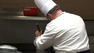 Sweet Potato Apple Soup Cooking Demo