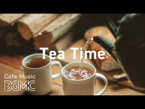 Tea Time: Genlte June Jazz - Aroma Tea Jazz & Bossa Nova Music for Work, Study, Good Mood