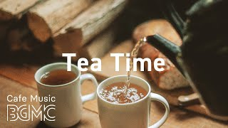Tea Time: Genlte June Jazz - Aroma Tea Jazz & Bossa Nova Music for Work, Study, Good Mood