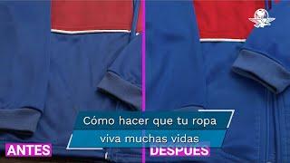 Esto se puede lograr con productos Vanish®, los cuales, hacen posible que la ropa luzca como nueva  #LavadoDeRopa    #Vanish     #AhorraAgua