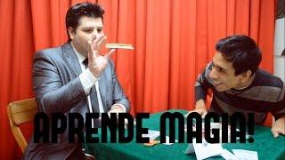 APRENDEMOS MAGIA #ElMagoSoyYO| SORTEO Comiendo Mundos