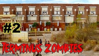 TERMINUS Zombies! No, Not THAT Terminus (Part 2)▐ Call of Duty World at War Custom Zombies Map/Mod