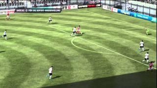 FIFA 12 EA SPORTS Challange Tottenham - Arsenal