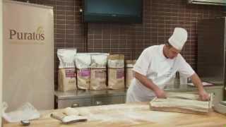 Baget - Çıtır Kabuklu Fransız Baston Ekmeği Yapımı