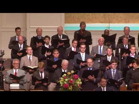 The Midnight Cry given by Mike Fox and Temple Choir
