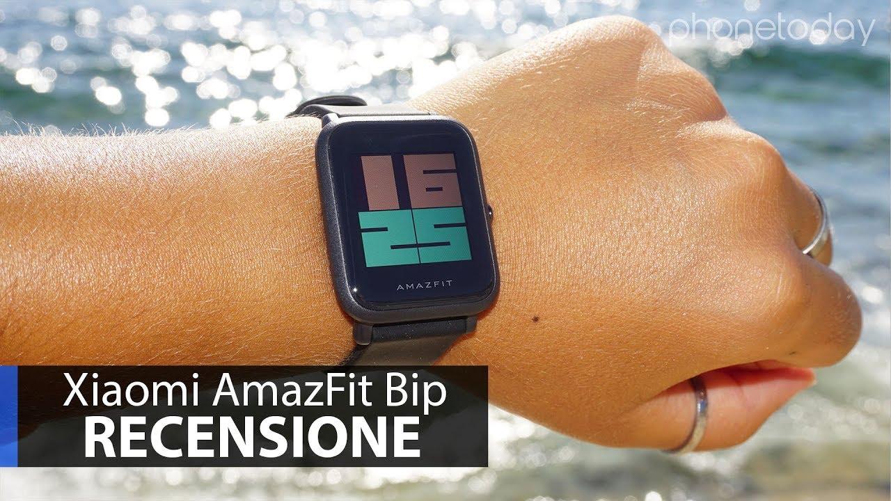 Xiaomi Amazfit Bip Uno Smartwatch Economico Di Ottima