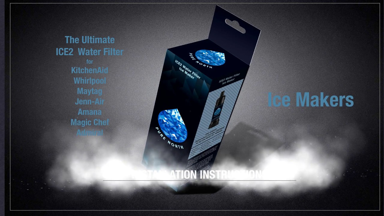 Ice2 F2wc9i1 Water Filter Installation Instructions For