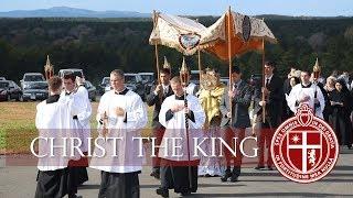 St. Thomas Aquinas Seminary SSPX- Feast of Christ the King