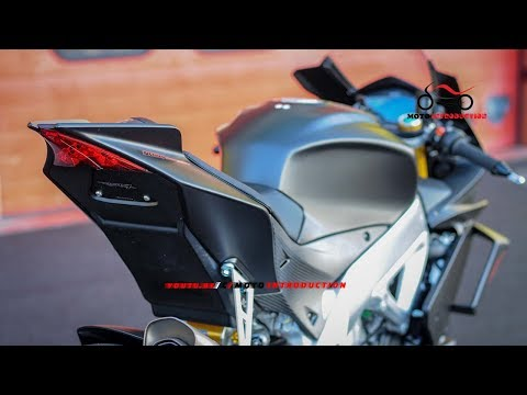 New Aprilia RSV4 1100 Factory Official 2019 | Aprilia RSV4 Superbike 1000cc 214hp