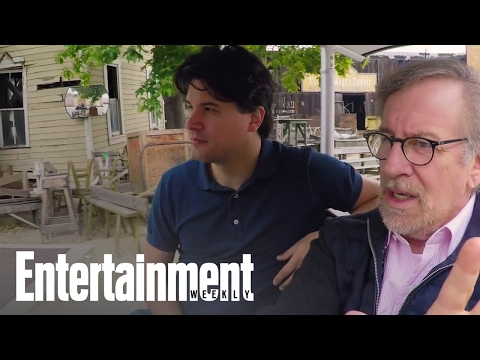 Inside Steven Spielberg's Secret World: A Guided Tour Of The Universal Lot  Entertainment Weekly