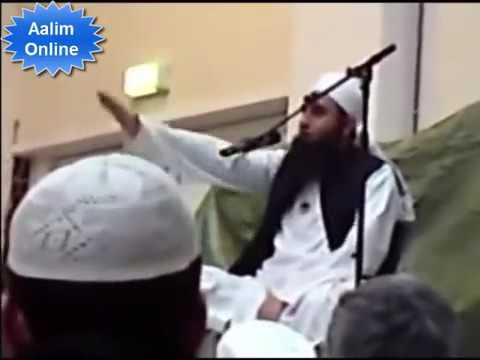 See what happened when Pakistani Actor Entered in Hindu Temple By Mualana Tariq Jameel