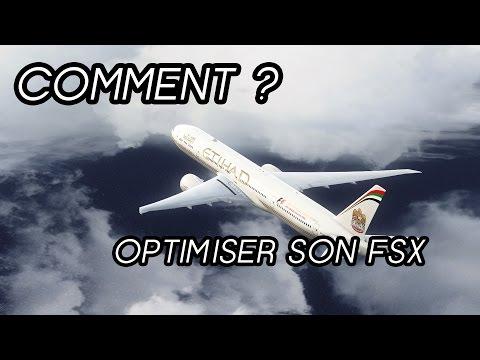 Optimisation d'FSX DX10 2015 ! Flight Simulator X