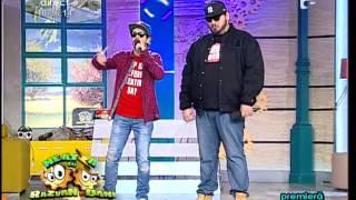 """Premiera! Maximilian feat. Grasu XXL - """"Zbor cu parapanta"""" - Neatza cu Razvan si Dani"""
