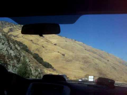 Beautiful Hills Road Trip to Northern California
