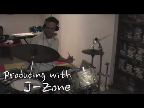 Producing with J-Zone | TheBeeShine