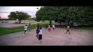 FLICKA DA WRIST (Street Ball) -Aerial Footage-