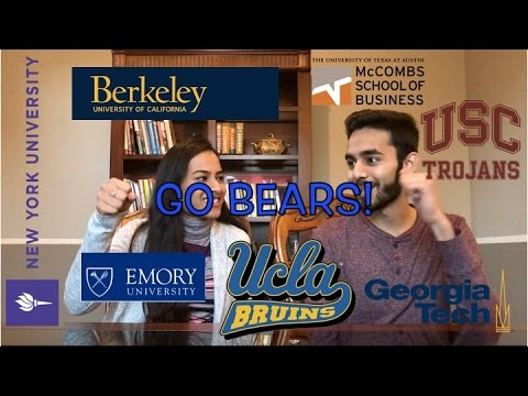 Welcome to our Channel | College Admissions Advice from 2 UC Berkeley Students