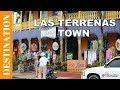 Las Terranas Town, Samana Province, Dominican Republic - Caribbean island holiday